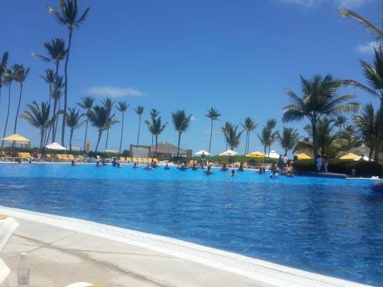 piscina picture of ocean blue sand bavaro tripadvisor
