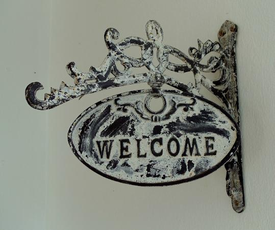 Flametree Guesthouse: Very welcome to our guests