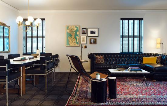 Kimpton Palladian Hotel: Suite