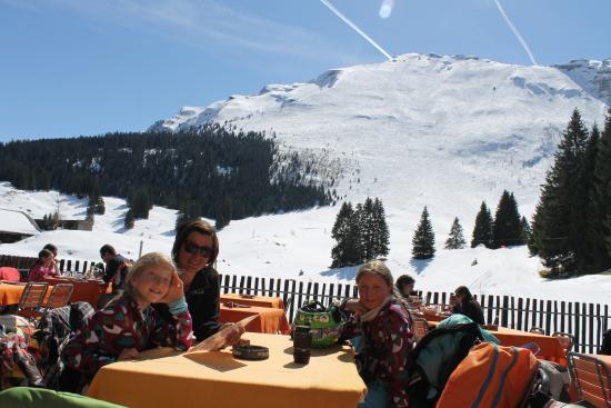 Gasthaus Gerschnialp - Cafe Ritz