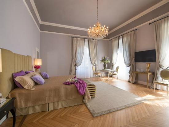 Grand Hotel & La Pace: SUITE DIOR