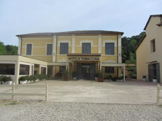 Hotel Antica Tabaccaia : Hotel