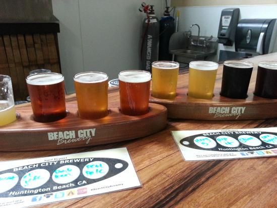 Beach City Brewery Huntington Beach