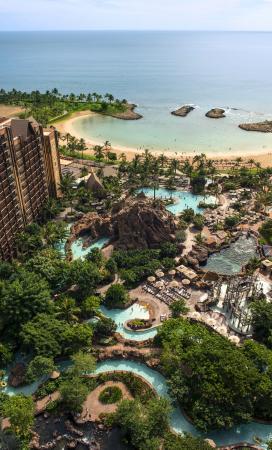 Discover a family paradise with a touch of magic at Aulani, A Disney Resort & Spa - Ko Olina, Ha