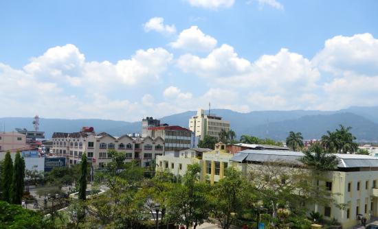 Gran Hotel Sula : 3rd floor balcony room