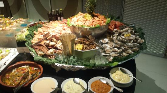 buffet marisco picture of magnum restaurant barcelona tripadvisor rh en tripadvisor com hk buffet de mariscos en isla morada buffet de mariscos en atlanta