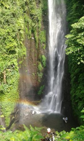 Putuk Truno Waterfall