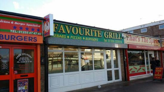 Favourite Grill