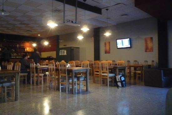 Hotel Austral: Restaurant