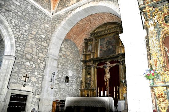 San Martin del Castanar, Spain: iglesia