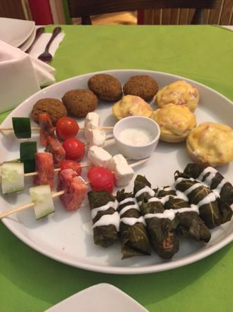 Cafe Restauran Fusion Abu Dhabi