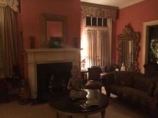 The Hampton House Formal Living Room To Lounge In