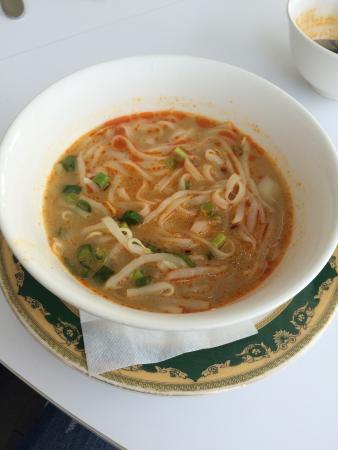 Singapore Seafood Republic Ginza: ヌードル