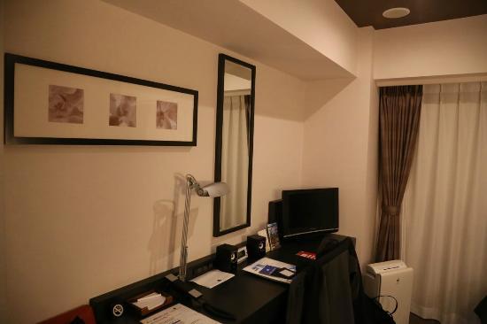 Hotel MyStays Hamamatsucho : Double Room