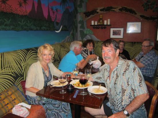 Malakor Thai Cafe: Great Thai ambiance