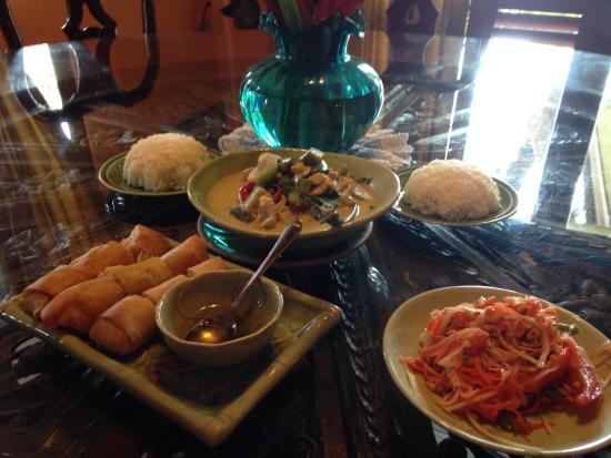 Foto de Pat's Thai Cooking School
