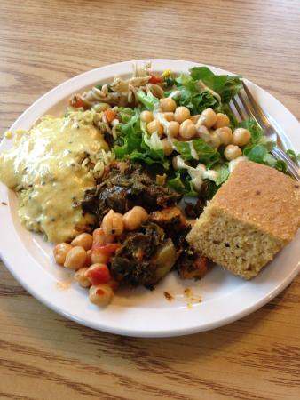 Govinda's Vegetarian Buffet