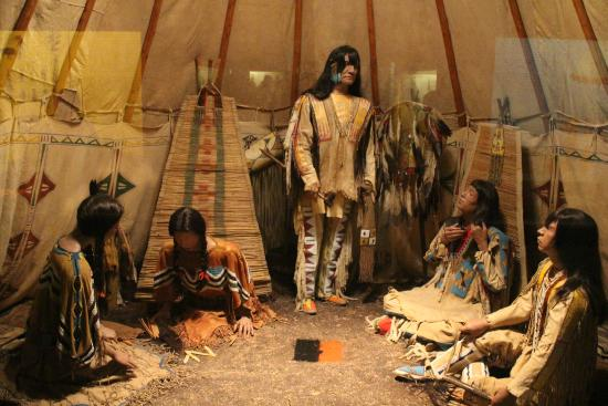 Museum Of Natural History New York Indians