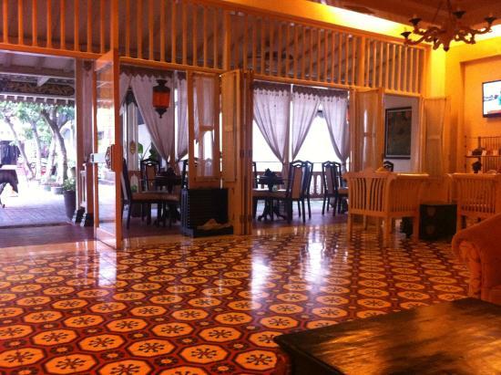 Ameera Boutique Hotel: Lobby