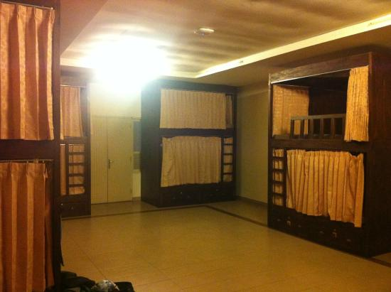 Ameera Boutique Hotel: Backpacker room