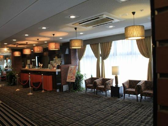 APA Hotel Okayama Eki Higashiguchi: ロビー