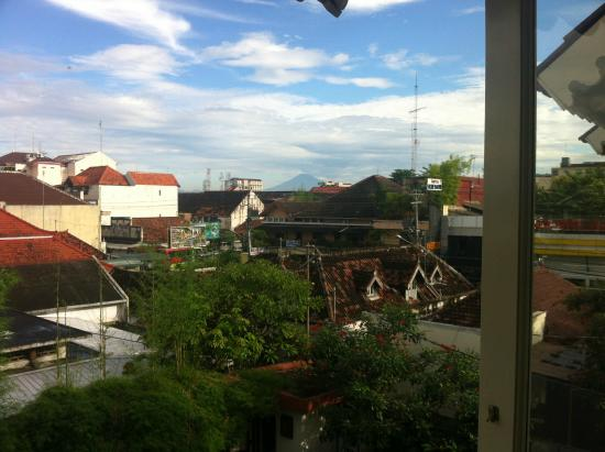 Ameera Boutique Hotel: View