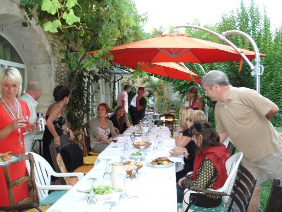sarl la mandarine : TABLE D HOTES