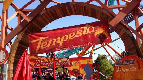 Tempesto New Ride For 2015 Picture Of Busch Gardens Williamsburg Williamsburg Tripadvisor