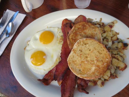 Good Food In Monterey Ca