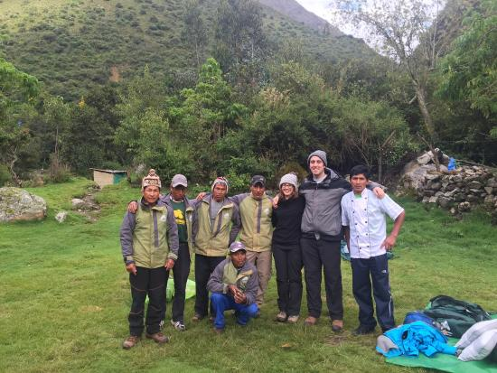 Peru Adventures Paradise Private Day Tours : Inca trail to Machupicchu D4/3N Peru Adventures Paradise tour operator