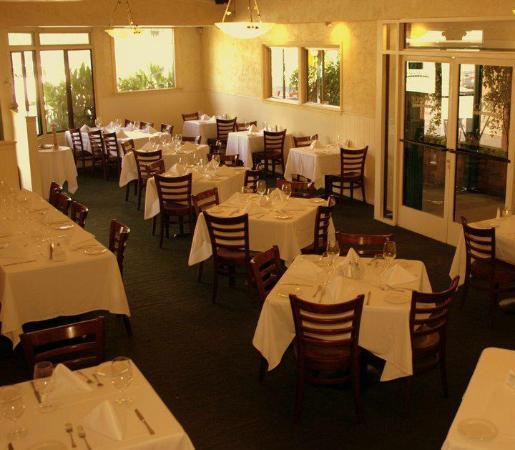 Salvatore Ristorante : Dinning room