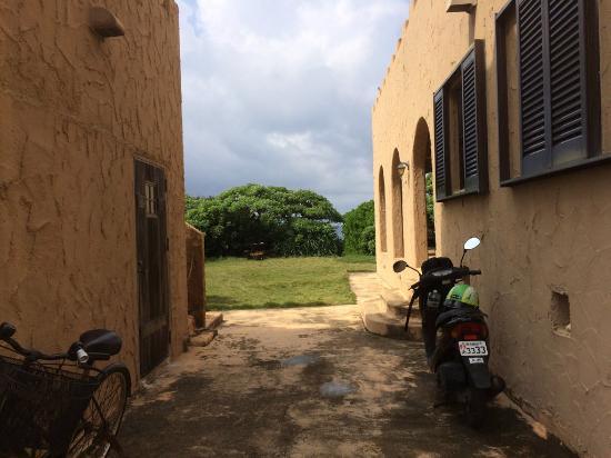 Raza Cosmica Tourist Home: 外観