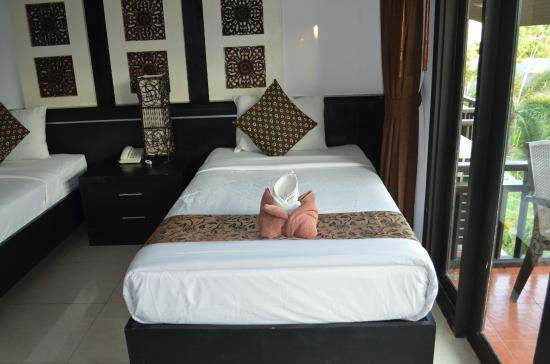 Phi Phi Andaman Legacy: Номер