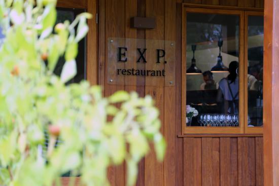 EXP. restaurant