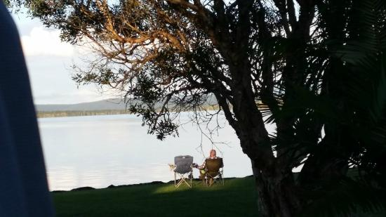 Secura Lifestyle Lakeside Forster: great views