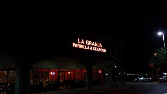 La Granja Parilla & Seafood