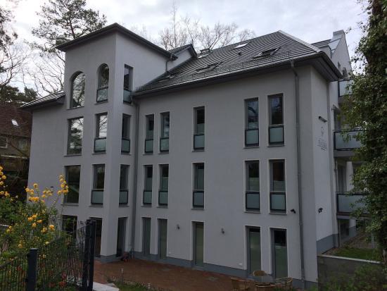 Apartmenthaus Kleiner Falke: Kleiner Falke Außenansicht