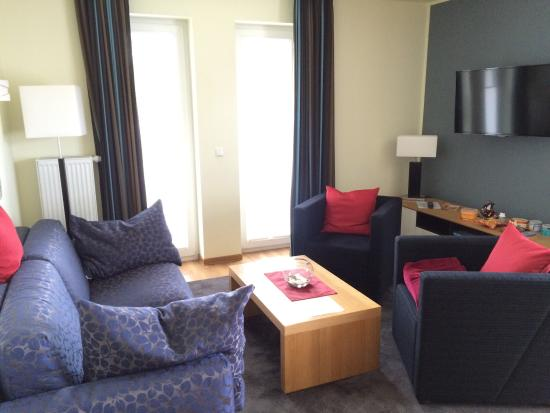 Apartmenthaus Kleiner Falke: App. 6