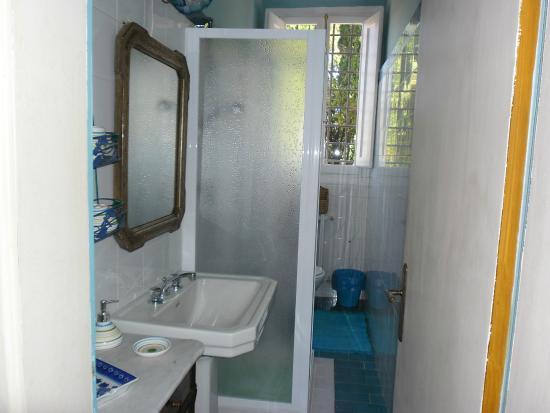 Fattoria Villa Le Sorgenti: Bagno della camera Iris