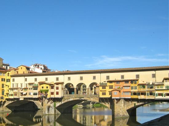 Hotel Colomba: Ponte Vecchio