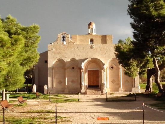 Siponto, إيطاليا: Santa Maria Maggiore di Siponto