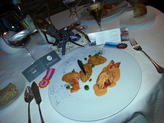 Les jardins d 39 ali nor photo de restaurant les jardins d 39 ali nor le ch teau d ol ron tripadvisor - Les jardins d alienor chateau d oleron ...