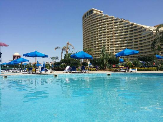 Porto Sokhna Beach Resort Swimming Pool