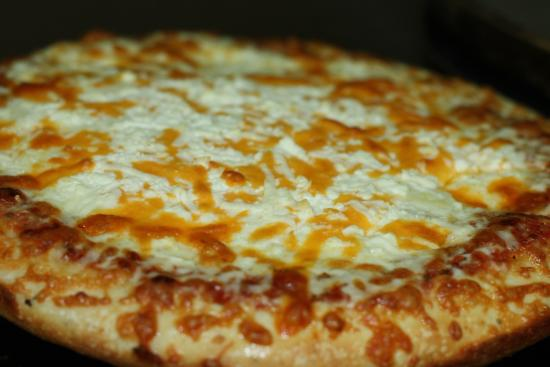 Pizza Factory: Three Cheese Pizza