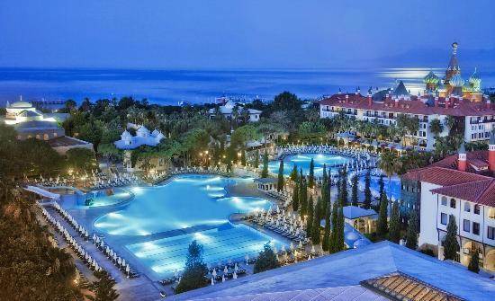 Antalya Hotel Vol