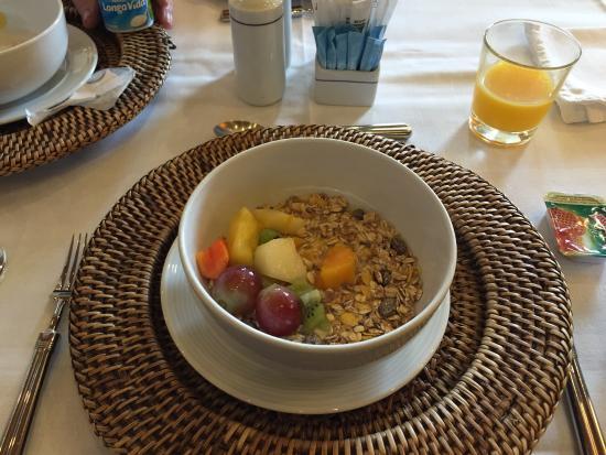 Olissippo Castelo: Breakfast!