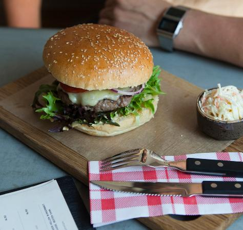 Photo of American Restaurant Jeff's Burger at Hirschmattstrasse 29, Lucerne 6003, Switzerland