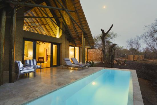 Kapama Southern CampLuxury Suite Pool