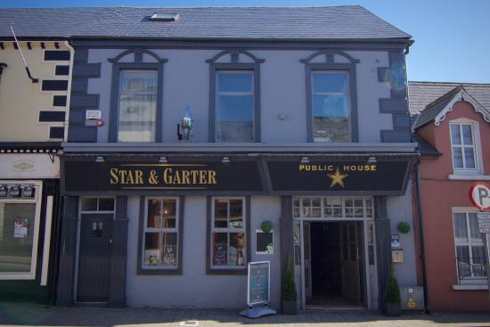 The Star & Garter Bar