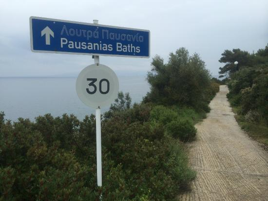 Pausanias Baths